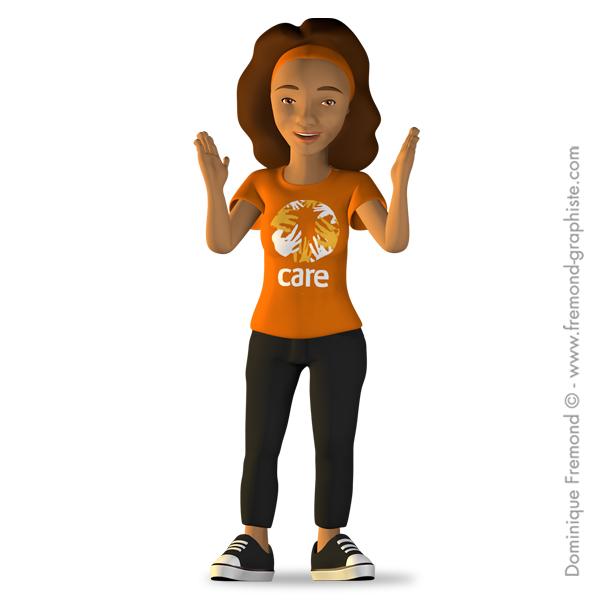 Léa-mascotte-3D-Care-France
